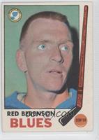 Red Berenson [GoodtoVG‑EX]