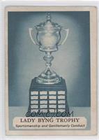 Lady Byng Trophy [GoodtoVG‑EX]