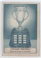Calder Trophy [GoodtoVG‑EX]