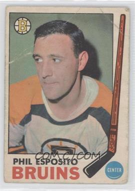 1969-70 O-Pee-Chee #30 - Phil Esposito