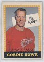 Gordie Howe (No Card Number)