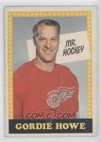 Gordie Howe (No Card Number)