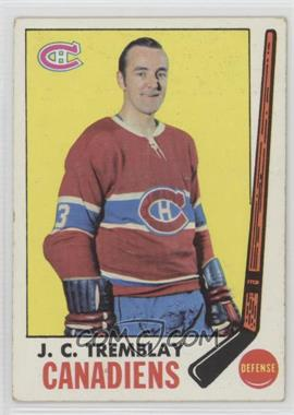 1969-70 Topps - [Base] #5 - J.C. Tremblay [Good to VG‑EX]