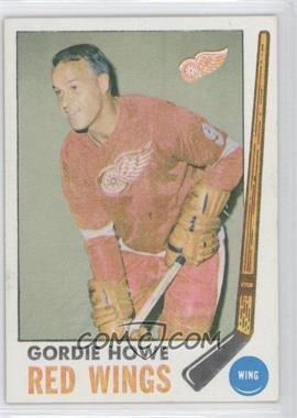 1969-70 Topps - [Base] #61 - Gordie Howe