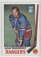 Don Marshall