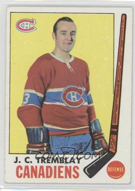 1969-70 Topps #5 - J.C. Tremblay [Good to VG‑EX]