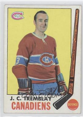 1969-70 Topps #5 - J.C. Tremblay [GoodtoVG‑EX]