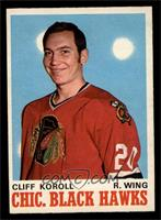 Cliff Koroll [EX MT]