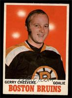 Gerry Cheevers [EX MT]