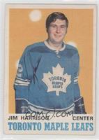 Jim Harrison [GoodtoVG‑EX]