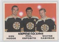 Ken Hodge, Phil Esposito [Good to VG‑EX]