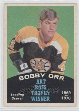 1970-71 O-Pee-Chee #249 - Bobby Orr [Good to VG‑EX]