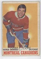 Serge Savard [Poor to Fair]