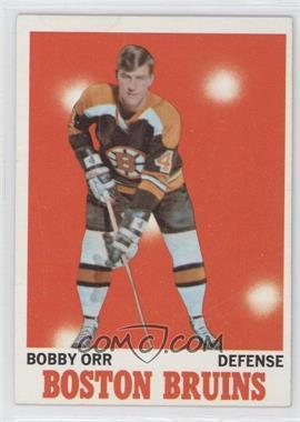 1970-71 Topps - [Base] #3 - Bobby Orr