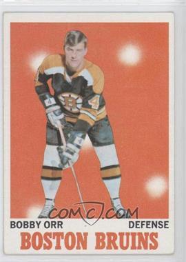 1970-71 Topps #3 - Bobby Orr