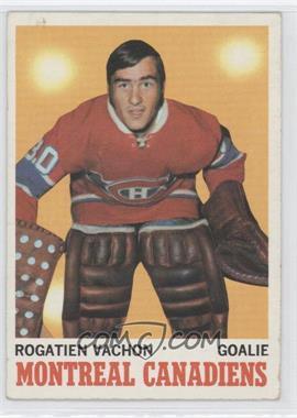 1970-71 Topps #49 - Rogie Vachon