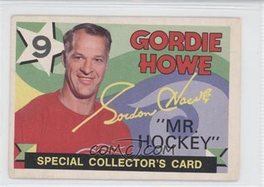 1971-72 O-Pee-Chee - [Base] #262 - Gordie Howe
