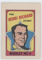 Henri Richard [Poor to Fair]