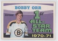 1st All-Star Team 1970-71 (Bobby Orr)