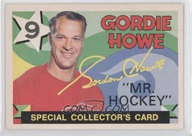1971-72 O-Pee-Chee #262 - Gordie Howe