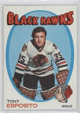 1971-72 Topps #110 - Tony Esposito