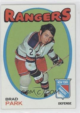 1971-72 Topps #40 - Brad Park