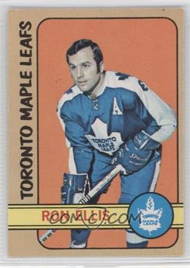 1972-73 O-Pee-Chee - [Base] #36 - Ron Ellis