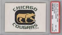 Chicago Cougars [PSA 8]