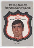Pat Quinn [GoodtoVG‑EX]