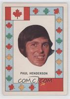Paul Henderson