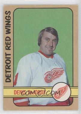 1972-73 O-Pee-Chee #184 - Denis DeJordy