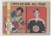 NHL All Star (Bobby Orr, Brad Park) [Poor to Fair]