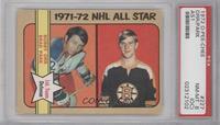 NHL All Star (Bobby Orr, Brad Park) [PSA8(OC)]