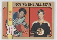 NHL All Star (Bobby Orr, Brad Park)