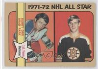 NHL All Star (Bobby Orr, Brad Park)