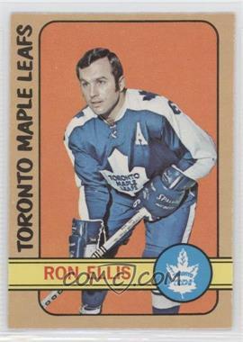 1972-73 O-Pee-Chee #36 - Ron Ellis