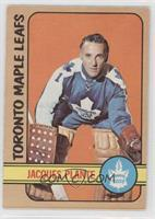 Jacques Plante [Good to VG‑EX]