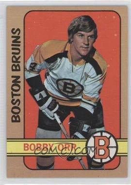 1972-73 Topps #100 - Bobby Orr