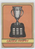 Calder Trophy [Poor to Fair]