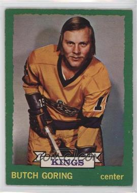 1973-74 O-Pee-Chee - [Base] #155 - Butch Goring