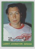 Larry Johnston