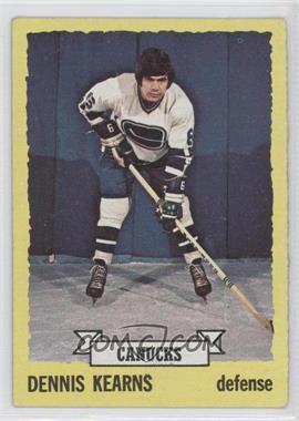 1973-74 Topps - [Base] #173 - Dennis Kearns