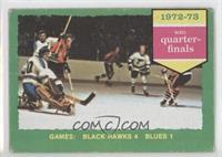 1972-73 NHL Quarter Finals [GoodtoVG‑EX]