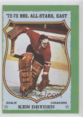 1973-74 Topps #10 - Ken Dryden [GoodtoVG‑EX]