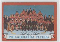 Philadelphia Flyers Team [Good to VG‑EX]