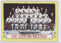 St. Louis Blues Team [Good to VG‑EX]
