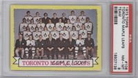 Toronto Maple Leafs Team [PSA 8]