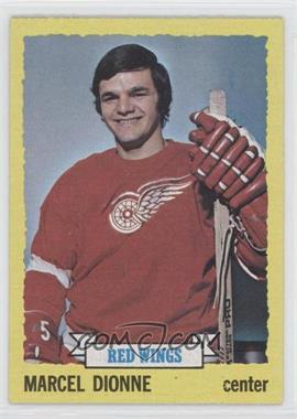 1973-74 Topps #17 - Marcel Dionne