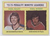 Jim Schoenfeld, Dave Schultz