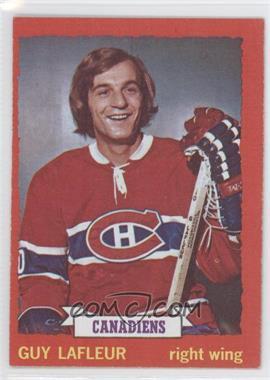 1973-74 Topps #72 - Guy Lafleur